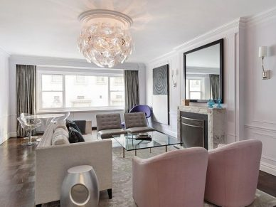 THE PARK V 785 Fifth Avenue Apt 3DE, 7 rooms, 4 beds/ 4.5 baths - SOLD!