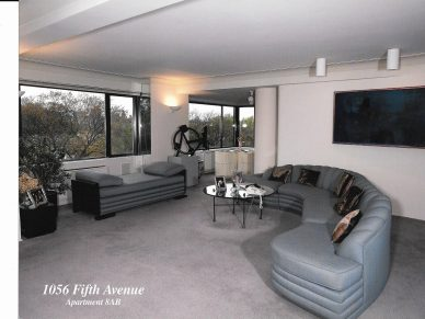 1056 Fifth Avenue Apt 8AB, 8 rooms, 3 beds/4.5 baths - SOLD!