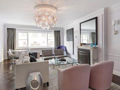 THE PARK V 785 Fifth Avenue Apt 3DE, 7 rooms, 4 beds/ 4.5 baths - SOLD!